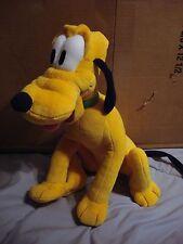 "Kohls Cares Disney Pluto Plush Stuffed Animal  14"""