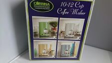 BNIB Corrina Housewares 10-12 Cup Coffe Maker 1.2L Perculator White