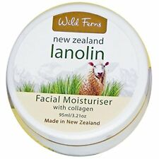 Wild Ferns Lanolin and Collagen Facial Moisturizer
