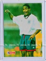 "RARE !! Card PAUL INCE ""EUROPEAN CHAMPIONSHIP STARS 1996"" Panini"