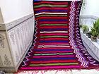 Moroccan Vintage Beni Ourain Wool Rug Northen African Rug Berber Carpet 7x11ft