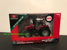 BRITAINS 1:32 SCALE MASSEY FERGUSON 6718 S TRACTOR