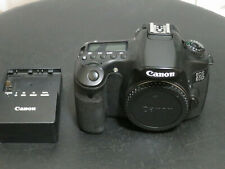 Canon 60D 18mp Digital Camera Body with Battery & Charger