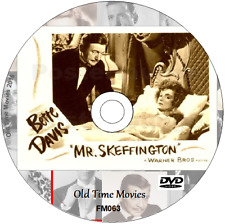 Mr Skeffington - Bette Davis, Claude Rains, Richard Waring, Film DVD 1944