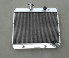 Aluminum Radiator Fits Jaguar 4.2L XKE E-Type Series 2 1969-1971  1970