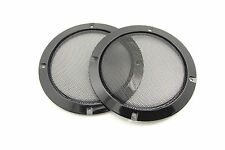 5'' Speaker Covers Grill Mesh Car Audio Speaker Covers 2PC