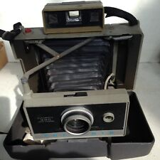 Polaroid 330 automatic Land Camera-original Brochure & cold clip inclus