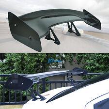 Universal 3D GT Racing Car Adjustable Trunk Real Carbon Fiber Rear Wing Spoiler
