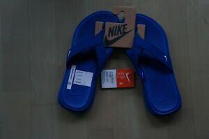 Nike Ultra Celso Thong Herren Bade - Sandalen Schlappen Blau Größe 38,5 882691