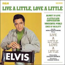 ELVIS PRESLEY - FTD CD  -  LIVE A LITTLE LOVE A LITTLE  -  FTD CD