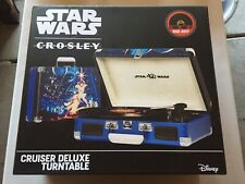 New ListingCrosley Star Wars Turntable Rsd Record Store Day 2017 Limited Edition Brand New