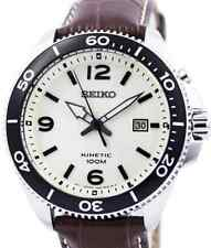 Seiko Kinetic Men's Watch SKA749P1, Warranty, Box