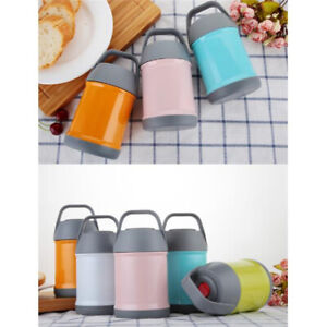 Double-layer Vacuum Stainless Steel Stew Pot Portable Insulated Lunch Box YG