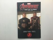 Marvel 2015 Avengers Age of Ultron Prelude TPB MCU Thor Captain America Hulk NM
