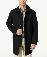 Ralph Lauren Mens Luxury Rain Coat Stanza Jacket  Black BNWT rrp $350 size 38 S