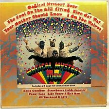 "THE BEATLES ""Magical Mystery Tour"" Vinyl LP - 1971 Apple SMAL-2835 - VG+"