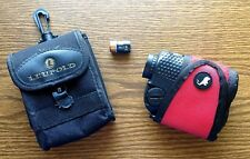 Leupold GX-1 Golf Rangefinder with case, extra battery & magnetic strap, $AVE!!!