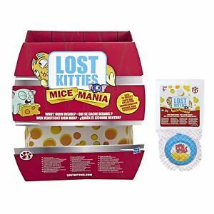 LOST KITTIES COLLECTING FIGURES LOK MICE MANIA MINIS x 1 Blind Bag
