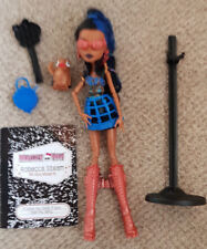 Monster High Robecca Steam with Captain pet figure doll with accessories