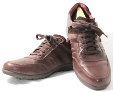 Men's Shoes PIKOLINOS Brown Leather Athletic Inspired Sneakers Size 11.5US 45EU