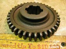 John Deere M 320 330 Tractor M151T Am661T 2nd Reverse Speed Sliding Gear