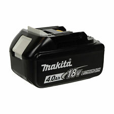 Makita BL1840B 18V 4.0Ah Fast Charging Lithium-Ion Battery with LED Fuel Gauge