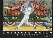 "SAMMY SOSA ""The American Dream"" Rick Rush Lithograph Number 2507 of 5,000 SRP$85"