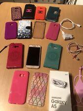 Samsung Galaxy A5 - SM-520-A 32 GB - Peach Cloud (Ohne Simlock) OVP Pink