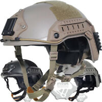 FMA Tactical Maritime Military Protective Adult Helmet Airsoft Paintball M/L/XL