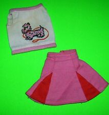 1960's Dog Show Outfit #1929 Skipper Fashions doll clothes outfit Vintage Barbie