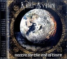 KALKI AVATARA Mantra for the End of Times CD Ottime Condizioni