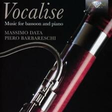 Music For Bassoon And Piano von Massiomo Data,Piero Barbareschi (2014)