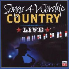 Songs 4 Worship Country Live [CD]