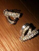Vintage 1958 Hollycraft Earrings