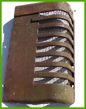 Aa2238r A2111r John Deere A Grille With Good Screen Right Hand Nice Original