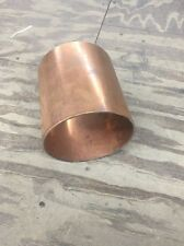 """5"""" Wrot Copper Sweat Dimple Stop Coupling"""