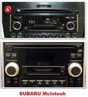 YT-BTA Bluetooth Adapter  AUX CD Wechsler passend für SUBARU Radio McIntosh