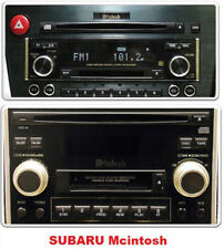 YT-BTA ADATTATORE BLUETOOTH USB AUX CD Changer SUBARU Radio McIntosh