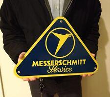 Messerschmitt KR200 KR201 Tiger TG500 porcelain advertising sign... Large
