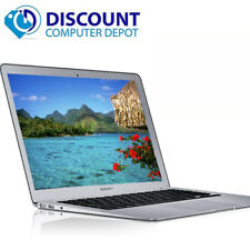 "Apple Macbook Air Core i5 4GB 128GB SSD 13"" A1466 MD760LL/B 2014 High Sierra"