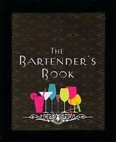 """VERY GOOD"" Bartender's Book, Lisa Hughes, Book"