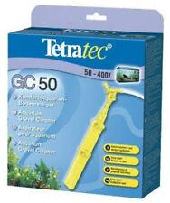 Aspiratore pulizia fondo acquari GC50 TETRA aspirarifiuti Rifiuti Toglie Manuale