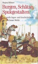 Castillos, tesoros, fantasmas, grandes decir-u. libro de historia Zwickau pocillo Chemnitz