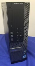 Dell Optiplex 7010 SFF Intel Core i5 3570 3.4GHz 4GB RAM 500GB HD Windows 7 PRO