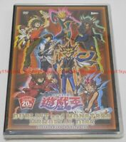 New Yu-Gi-Oh Duelist and Monsters Memorial Disc DVD CD Japan PCBX-51781