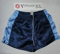 VINTAGE FINALE SPORT GLANZ  nylon short Shorts GR 7/ L