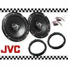 Coppia casse JVC + supporti VW new Beetle 16,5cm altoparlanti