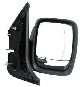 Vauxhall Vivaro Van Mk2 2014 Onwards RHS Drivers Side Electric Door Wing Mirror