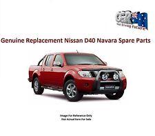 Nissan D40 Navara YD25 2.5 VQ40 V9X V6 Diesel Genuine OEM Replacement Parts
