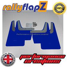 Custom Mudflaps SUBARU IMPREZA Classic (93-01) GC8 rallyflapZ 4mm PVC Blue